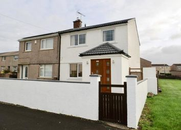 Thumbnail 3 bed semi-detached house for sale in Minster Close, Workington, Cumbria