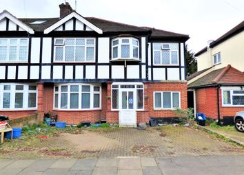 Thumbnail 5 bed semi-detached house for sale in Falmouth Gardens, Redbridge