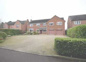 Thumbnail 5 bed detached house for sale in Stanhope Green, Bretby, Burton On Trent