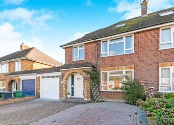 Thumbnail 4 bedroom semi-detached house for sale in Basingstoke, Hampshire