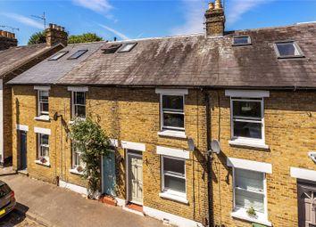 Thumbnail 3 bedroom terraced house for sale in Weybridge, Surrey