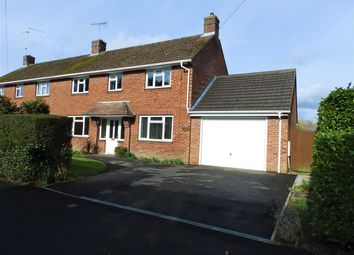 Thumbnail 4 bed semi-detached house for sale in St. Leonards Road, Horsham