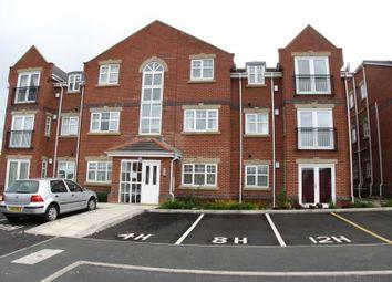 Thumbnail 2 bed flat to rent in Marsh House Lane, Darwen