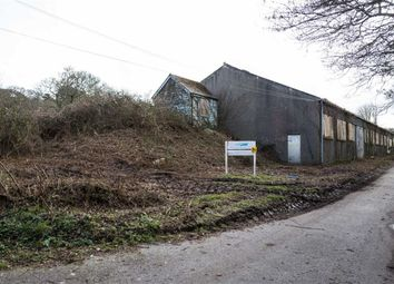 Thumbnail Light industrial for sale in Former Sw Water Works, College Wood, Penryn