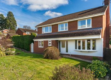 Thumbnail 5 bed detached house for sale in Kenton Drive, Shrewsbury