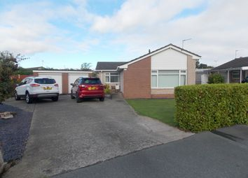 Thumbnail 4 bed bungalow for sale in Ffordd Siarl, St. Asaph