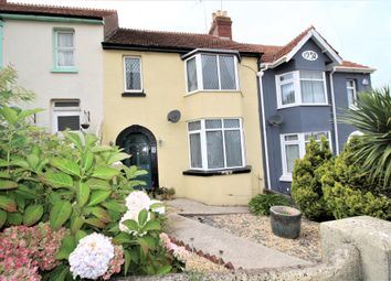 Thumbnail 3 bed terraced house to rent in Burridge Avenue, Chelston, Torquay