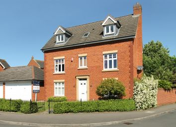 Thumbnail 5 bedroom detached house for sale in Lauriston Park, The Park, Cheltenham