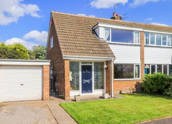 Thumbnail 4 bed semi-detached house for sale in Fair View, Pontefract