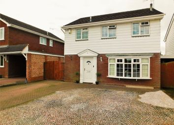 Thumbnail 4 bed detached house for sale in The Saplings, Penkridge, Stafford