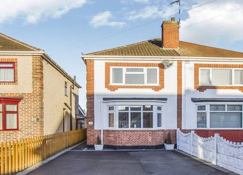 Thumbnail 2 bed semi-detached house for sale in Mount Drive, Bedworth
