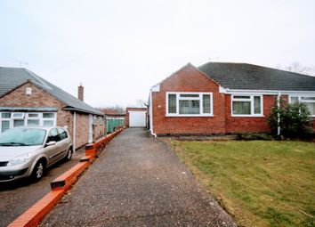 Thumbnail 2 bedroom bungalow to rent in Harrow Road, Whitnash, Leamington Spa