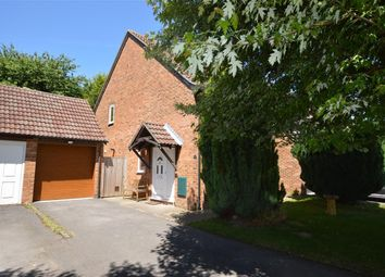 Thumbnail 3 bed link-detached house for sale in Field Close, Burghfield Common, Reading