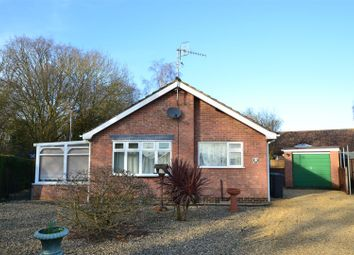 Thumbnail 2 bed detached bungalow for sale in Euston Way, South Wootton, King's Lynn