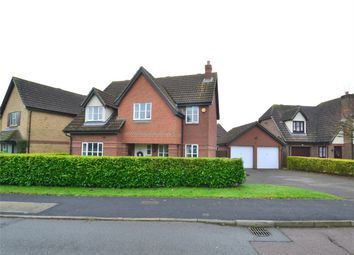 Thumbnail 4 bedroom detached house to rent in Owl Way, Hartford, Huntingdon, Cambridgeshire