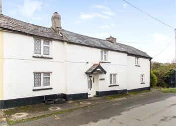 Thumbnail 3 bed semi-detached house for sale in Maxworthy, Launceston, Cornwall