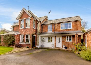 Thumbnail 4 bed detached house for sale in Hawley Road, Blackwater, Camberley