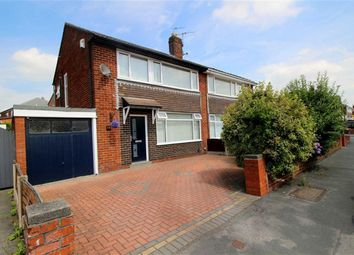 Thumbnail 3 bed semi-detached house for sale in Links Gate, Fulwood, Preston