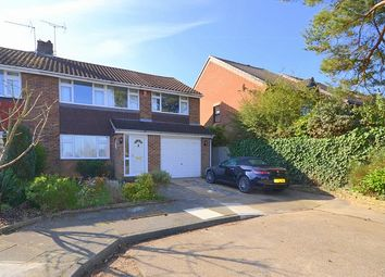 Thumbnail 5 bed semi-detached house for sale in Durrell Way, Shepperton