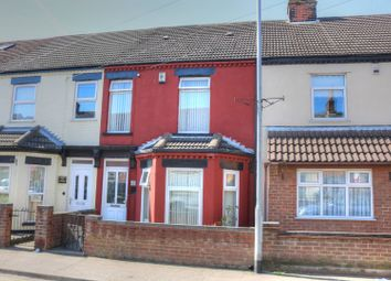 Thumbnail 4 bedroom terraced house for sale in Mill Road, Great Yarmouth