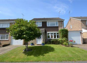 Thumbnail 4 bed link-detached house for sale in Headington Drive, Wokingham, Berkshire