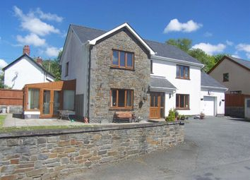 Thumbnail 6 bed detached house for sale in Ffarmers, Llanwrda
