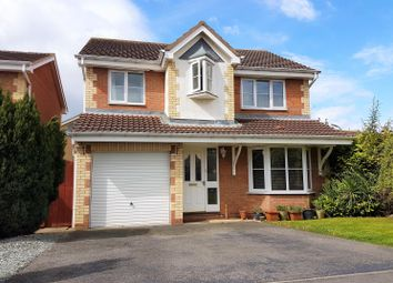 Thumbnail 4 bed detached house for sale in Penberry Gardens, Sober Hall, Ingleby Barwick