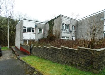 Thumbnail 3 bed end terrace house for sale in Dimbath Avenue, Blackmill, Bridgend