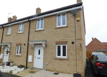 Thumbnail 2 bedroom semi-detached house for sale in Fennel Avenue, Stotfold