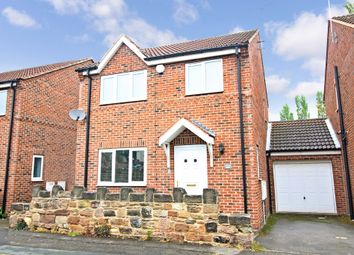 Thumbnail 3 bed detached house for sale in Willow Brook, Steadfolds Lane, Thurcroft, Rotherhan, South Yorkshire