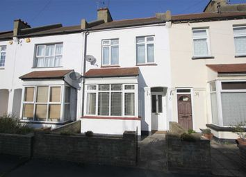 Thumbnail 2 bedroom terraced house to rent in Wellington Avenue, Westcliff-On-Sea, Essex