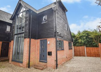 Thumbnail 1 bed end terrace house for sale in Green Lane, Challock, Ashford