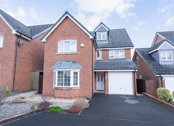 Thumbnail 4 bed detached house for sale in The Hawthorns, Cabus, Garstang, Lancashire