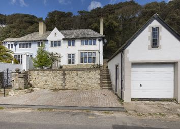 Thumbnail 4 bed semi-detached house for sale in Radnor Cliff, Folkestone