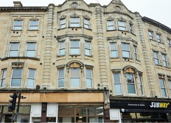 Thumbnail 1 bed flat to rent in Sheep Street, Northampton