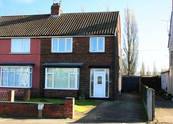 Thumbnail 3 bedroom semi-detached house for sale in Cemetery Road, Scunthorpe, Lincolnshire