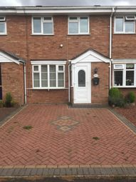 Thumbnail 2 bed terraced house to rent in Fullmoor Close, Penkridge, Stafford, Staffordshire