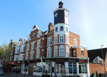 Thumbnail 2 bed flat for sale in Hill Crest, Upper Brighton Road, Surbiton