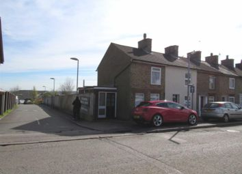 Thumbnail 2 bed end terrace house to rent in Luton Road, Toddington, Dunstable