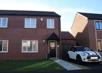 Thumbnail 3 bed semi-detached house to rent in Cranesbill Avenue, Hartlepool