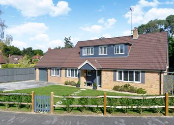 Cromwell Place, Cranleigh GU6. 4 bed detached house