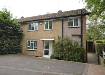 Thumbnail 3 bed semi-detached house for sale in Athlone Close, Chaddesden, Derby