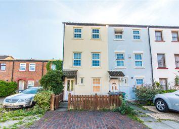 Thumbnail 4 bed end terrace house for sale in Lonsdale Close, Mottingham, London