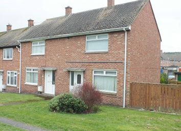 Thumbnail 2 bed semi-detached house to rent in Albion Gardens, Burnopfield, Newcastle Upon Tyne