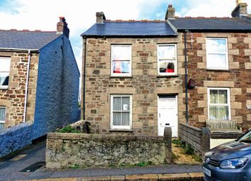 Thumbnail 3 bed end terrace house for sale in Raymond Road, Redruth