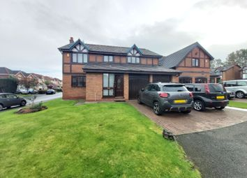 Thumbnail 4 bed detached house for sale in The Chanters, Worsley