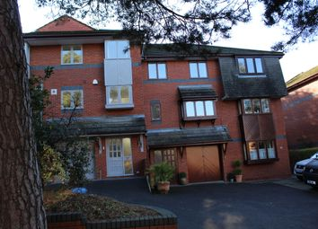Thumbnail 4 bedroom town house for sale in Belle Vue Road, Lower Parkstone, Poole Dorset BH14,