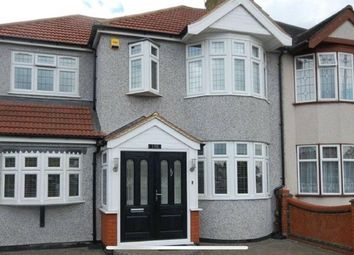Thumbnail 4 bed semi-detached house to rent in Cross Road, Collier Row
