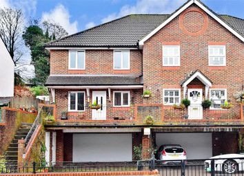 Thumbnail 3 bed town house for sale in Croydon Road, Caterham, Surrey