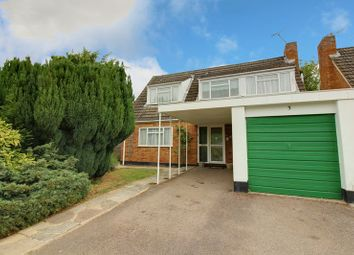 Thumbnail 4 bedroom detached house for sale in Hill Leys, Cuffley, Potters Bar